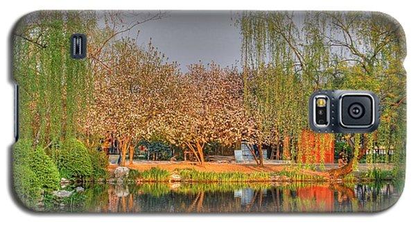 Chineese Garden Galaxy S5 Case