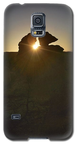 Chiricahua Sunset Galaxy S5 Case