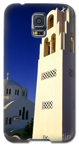 Chirico's World Galaxy S5 Case by Aiolos Greek Collections