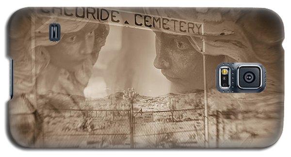 Chloride Cemetery Galaxy S5 Case by Marianne Jensen