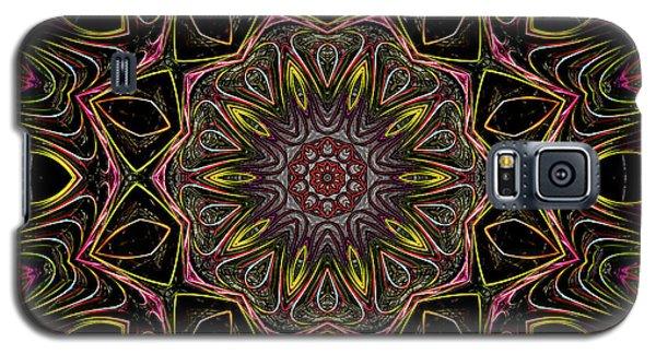 Galaxy S5 Case featuring the digital art Chocolate 3d Art by Hanza Turgul