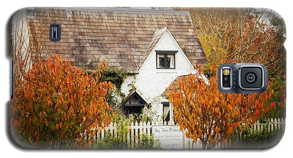 Chocolate Box Cottage Galaxy S5 Case by Therese Alcorn