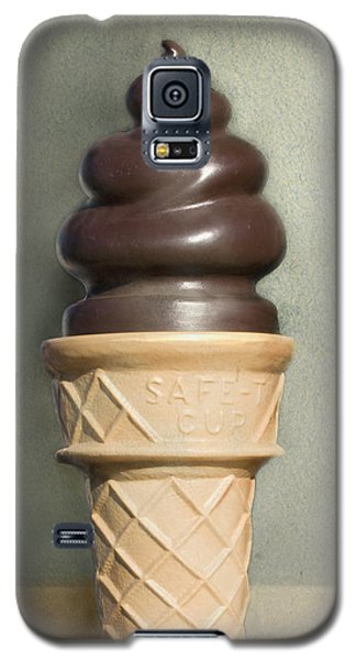 Chocolate Dipped Cone Galaxy S5 Case