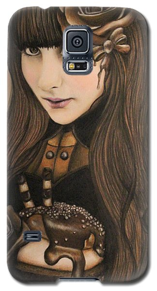 Chocolate Galaxy S5 Case by Sheena Pike