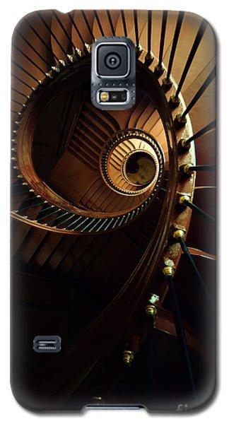 Chocolate Spirals Galaxy S5 Case