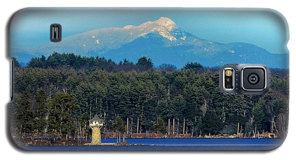 Chocorua And Spindle Point Galaxy S5 Case by Mim White