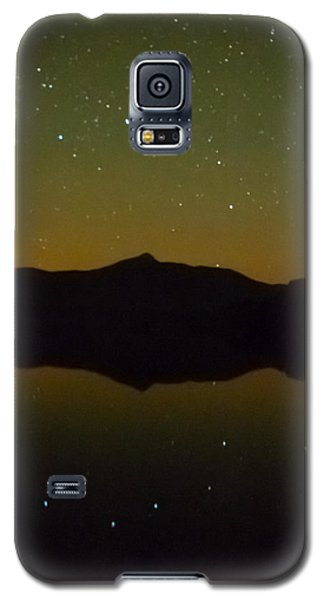 Chocorua Stars Galaxy S5 Case