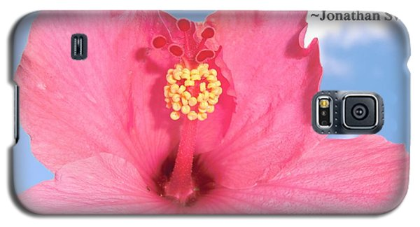 Choose Your Quote Choose Your Picture 2 Galaxy S5 Case