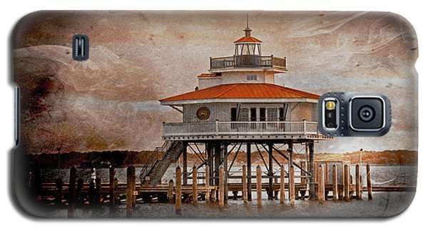 Choptank River Lighthouse Galaxy S5 Case