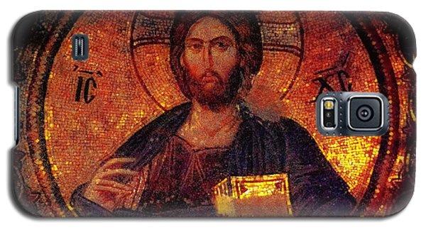 Chora Christ Pantocrator Galaxy S5 Case