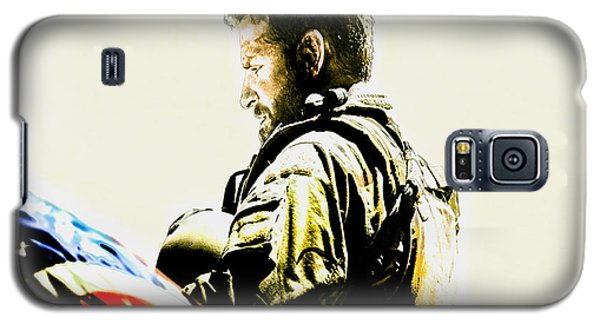 Chris Kyle Galaxy S5 Case by Brian Reaves
