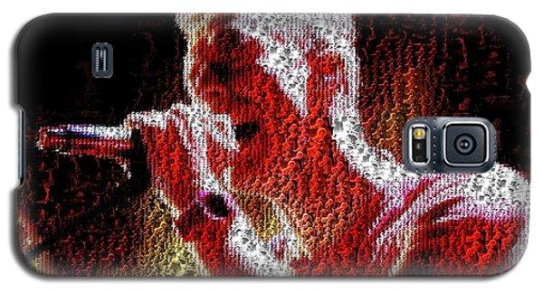Chris Martin - Montage Galaxy S5 Case