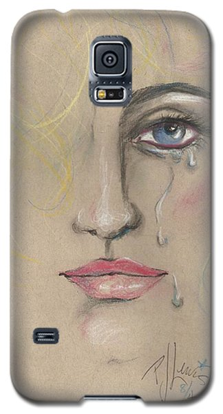 Chris Galaxy S5 Case by P J Lewis