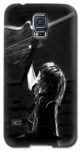 Chrissie Hynde Encore By Denise Dube Galaxy S5 Case
