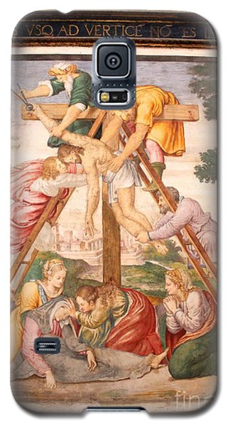 Christ Galaxy S5 Case