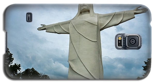 Christ Of The Ozarks Galaxy S5 Case