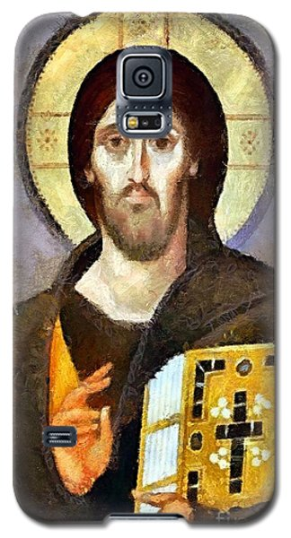 Christ Pantocrator Of Sinai Galaxy S5 Case