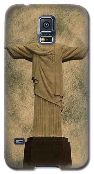 Christ The Redeemer Brazil Galaxy S5 Case