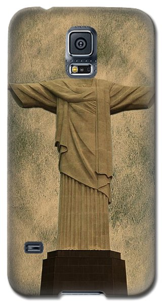 Christ The Redeemer Brazil Galaxy S5 Case