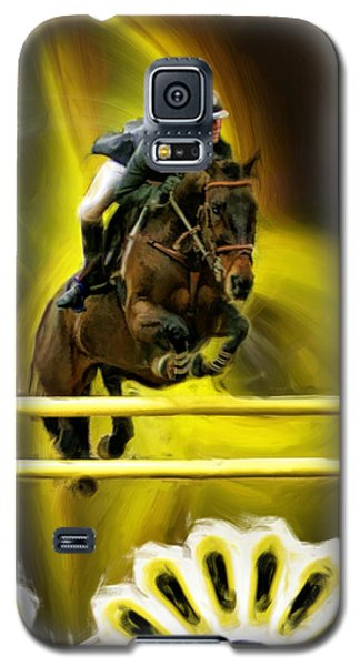 Christian Heineking On River Of Dreams Galaxy S5 Case