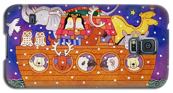 Christmas Ark Galaxy S5 Case