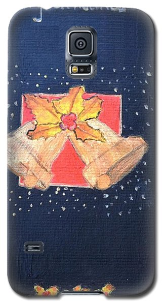 Christmas Bells Galaxy S5 Case