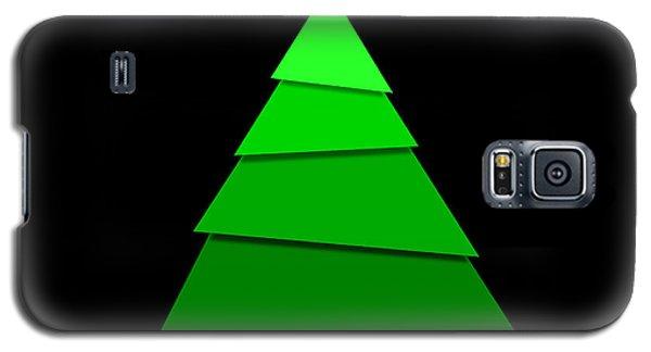 Christmas Card 11 Galaxy S5 Case