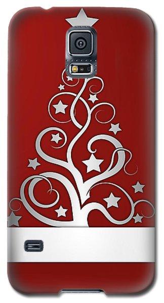 Christmas Card 23 Galaxy S5 Case