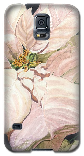 Galaxy S5 Case featuring the painting Christmas Classic by Barbara Jewell