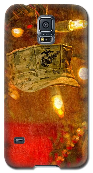 Christmas Cover  Galaxy S5 Case by Susan  McMenamin