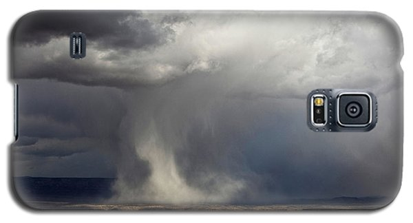 Christmas Day Rain Galaxy S5 Case