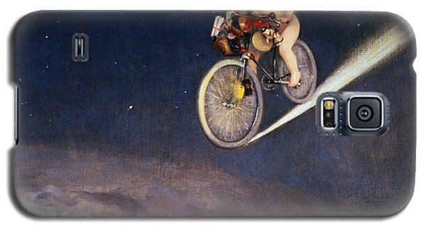 Bicycle Galaxy S5 Case - Christmas Delivery by Jose Frappa