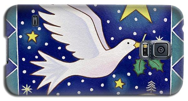Christmas Dove  Galaxy S5 Case