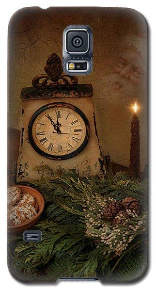 Christmas Eve Galaxy S5 Case by Robin-Lee Vieira