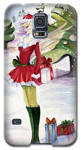 Christmas Fantasy  Galaxy S5 Case