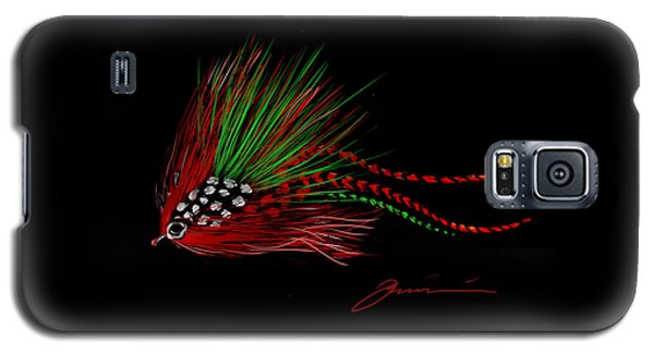 Christmas Fly Galaxy S5 Case