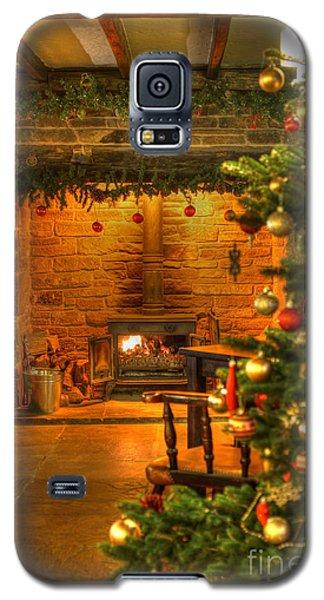 Christmas Glow Galaxy S5 Case