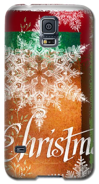 Christmas Greetings Galaxy S5 Case
