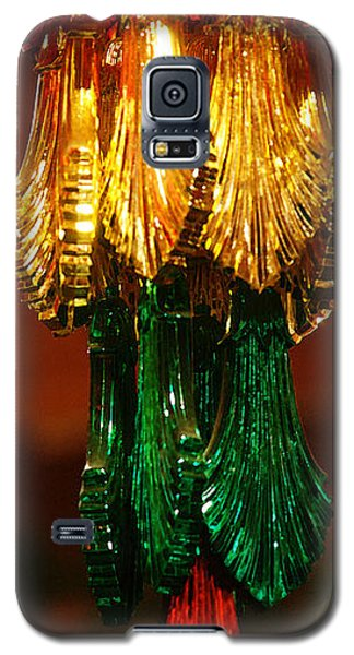 Galaxy S5 Case featuring the photograph Christmas Holiday Party 4 by Linda Shafer