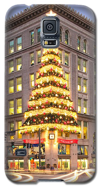 Christmas In Pittsburgh  Galaxy S5 Case