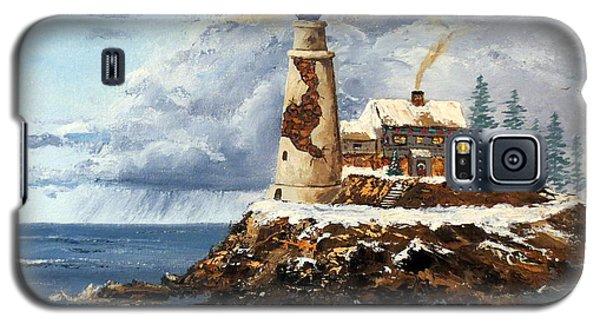 Christmas Island Galaxy S5 Case