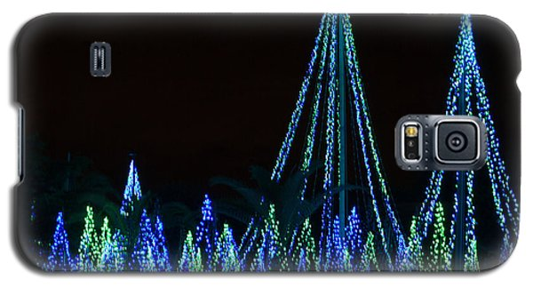 Christmas Lights 1 Galaxy S5 Case