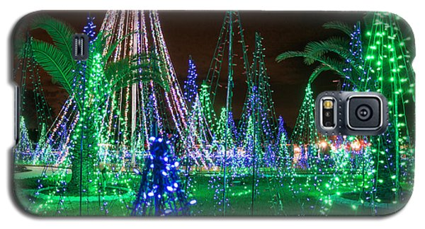 Christmas Lights 2 Galaxy S5 Case
