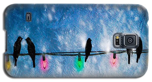 Christmas Lights Galaxy S5 Case