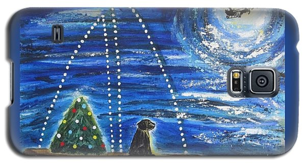 Christmas Magic Galaxy S5 Case by Diane Pape