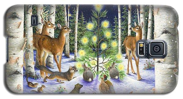 Christmas Magic Galaxy S5 Case