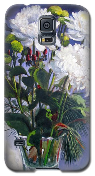 Christmas Mums 2 Galaxy S5 Case