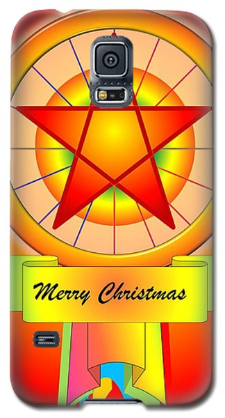 Christmas Parol Galaxy S5 Case