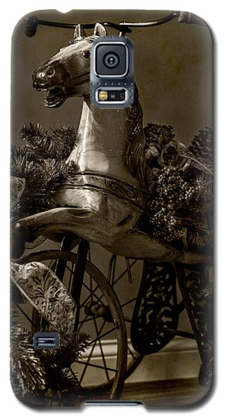 Christmas Pony Galaxy S5 Case