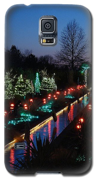 Christmas Reflections Galaxy S5 Case
